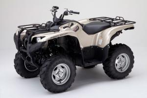 2012 Yamaha Grizzly 700 EPS SE