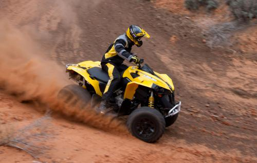 2012 Can-Am Renegade 1000