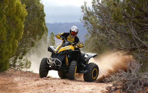 2012 Can-Am Renegade 1000 X xc