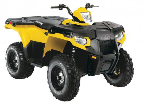 2012 Polaris Sportsman 500 Yellow