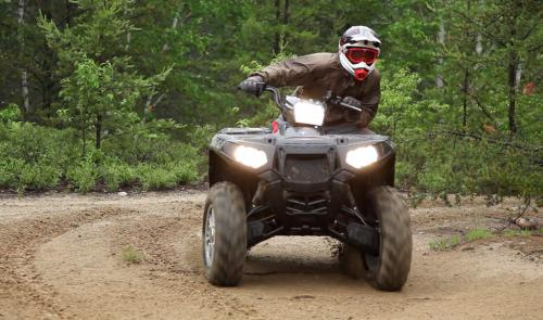 2012 Polaris Sportsman XP 850 02