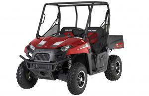 2012 Polaris Ranger 500 Sunset Red