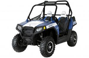 2012 Polaris Ranger RZR 800 EPS Boardwalk Blue