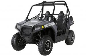 2012 Polaris Ranger RZR 800 Magnetic Metallic