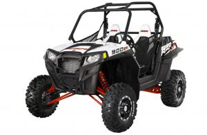 2012 Polaris Ranger RZR XP 900 White Lightning
