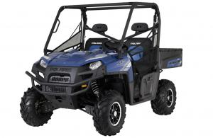 2012 Polaris Ranger XP 800 Boardwalk Blue