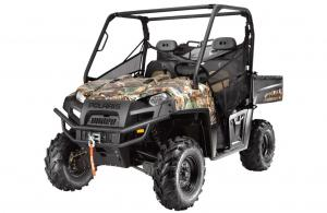 2012 Polaris Ranger XP 800 EPS Camo