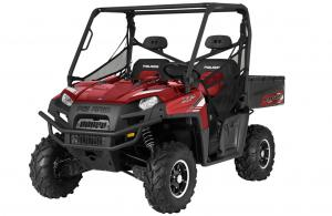 2012 Polaris Ranger XP 800 EPS Sunset Red