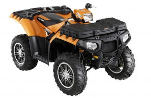 2012 Polaris Sportsman XP 850 Orange Madness