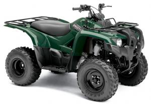 2012 Yamaha Grizzly 300