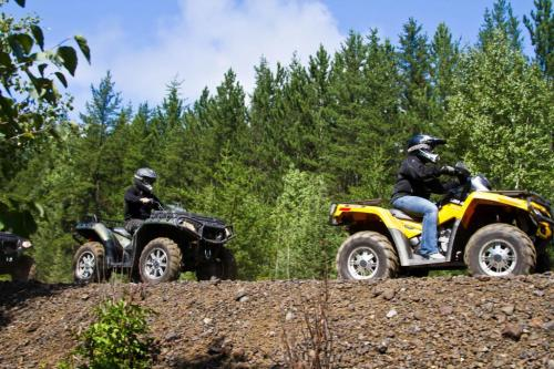 Riding Ontario ATV Trails