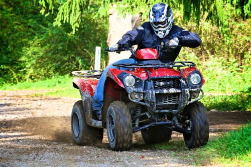 2012 Kawasaki Brute Force 300 Action_09
