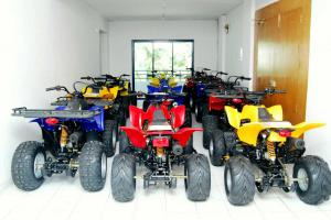 Nebula Automotive ATV dealership in India