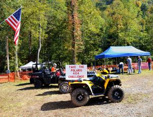 2011 Hatfield-McCoy Trailfest