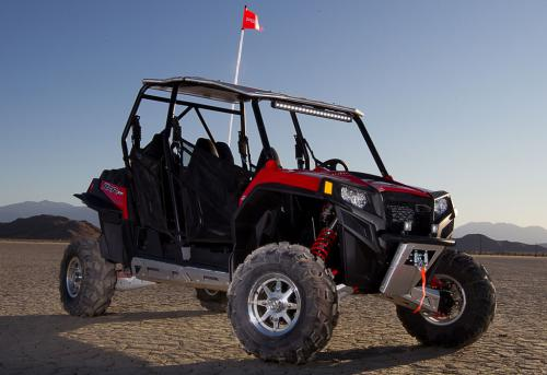 2012 Polaris Ranger RZR XP 4 900 Accessories