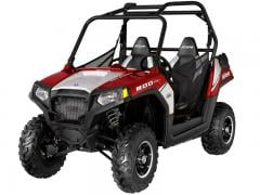 2012 Polaris RZR 800 Sunset Red