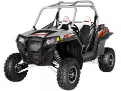 2012 Polaris RZR XP 900 Liquid Silver