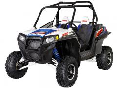 2012 Polaris RZR XP 900 Voodoo Blue