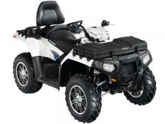 2012 Polaris Sportsman Touring 850 Pearl White