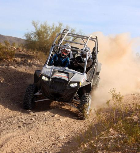 2012 Polaris Ranger RZR XP 4 900 Action 2