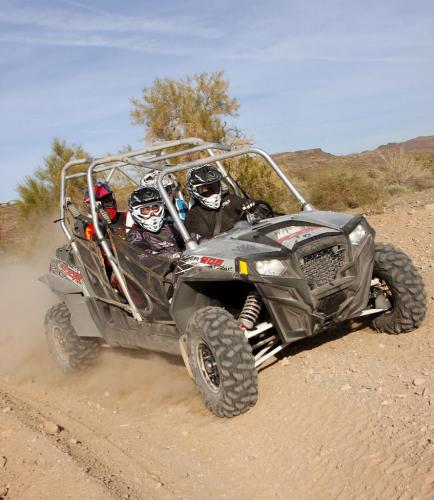 2012 Polaris Ranger RZR XP 4 900 Action 5