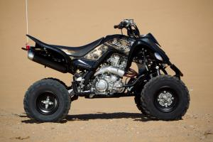 2012 Yamaha Raptor 700R SE Right Side