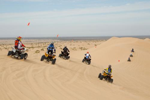 2012 Yamaha Special Edition Event Group