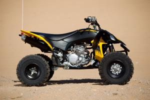 2012 Yamaha YFZ450R SE Right Side