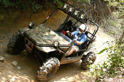 The Team Joyner offers a different approach to UTVs with its Trooper T2.