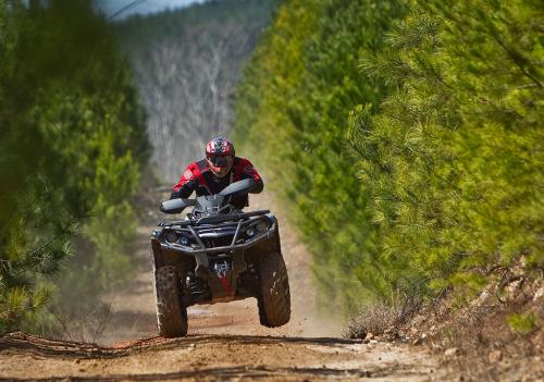 2012 Can-Am Outlander 1000 XT High Speed