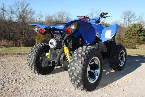 atv pictures atv 2012 kymco maxxer 450i right rear atv images. Black Bedroom Furniture Sets. Home Design Ideas