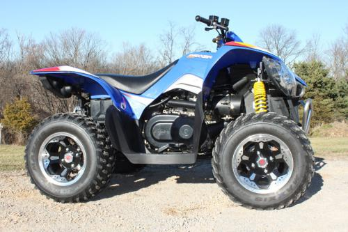 atv pictures atv 2012 kymco maxxer 450i right side atv images. Black Bedroom Furniture Sets. Home Design Ideas
