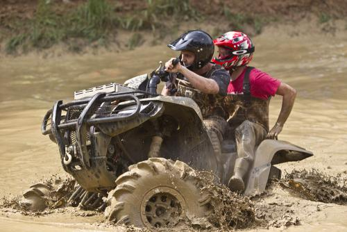 2012 High Lifter Mud Nationals Buddy Run 1