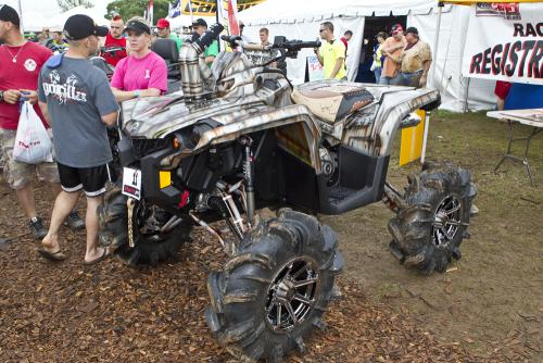 2012 High Lifter Mud Nationals Mark Wise