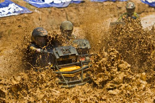 2012 High Lifter Mud Nationals Racing Casey McGinnis