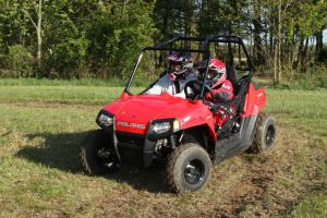 2012 Polaris Ranger RZR 170 Action 02