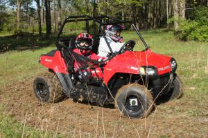 2012 Polaris Ranger RZR 170 Action Right