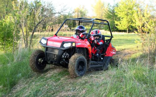 2012 Polaris Ranger RZR 170 Climb