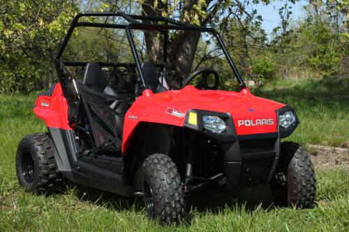 2012 Polaris Ranger RZR 170 Front Right