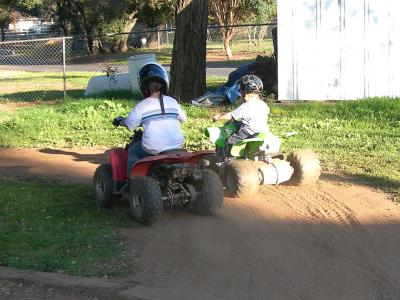 Though the rate of children being injured on ATVs is climbing, the number of fatalities is on the decline.