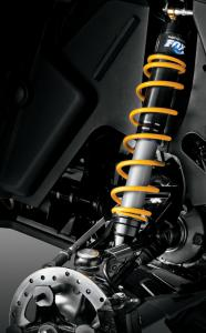 2013 Can-Am Outlander 1000 X mr Front Suspension