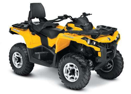 2013 Can-Am Outlander MAX 1000 DPS Studio
