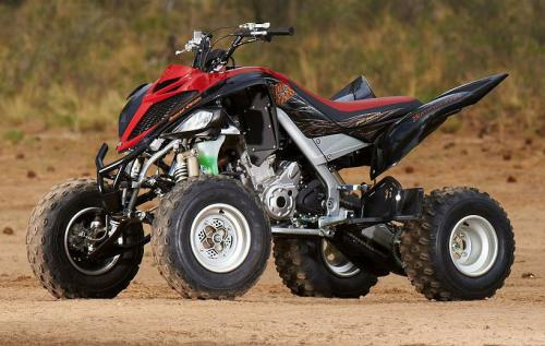 2013 Yamaha Raptor 700R SE Left Side