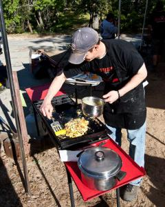Camp Chef Flat Top