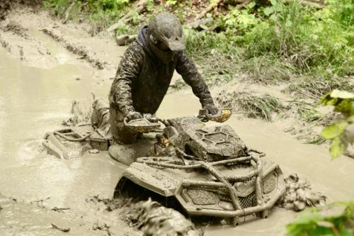 Mud Riding in Ontario
