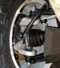 Kawasaki Brute Force Front Brakes Locking Up