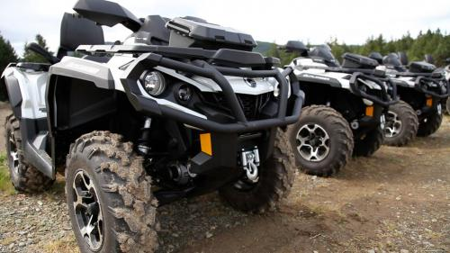 2013 Can-Am Outlander MAX 1000 Limited Group