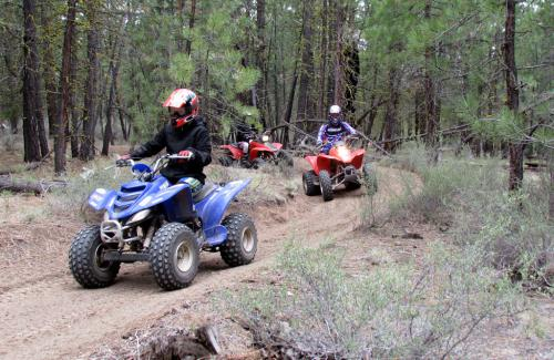 Oregon ATV Trails
