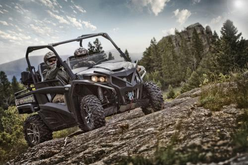 2013 John Deere Gator RSX850i Action Rocks