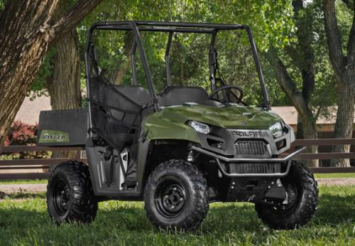 2013 Polaris Ranger 800 Midsize Hero